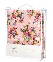 toshi sheet floral
